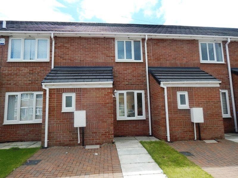 2 Bedrooms Terraced House for sale in Daras Court, Blyth