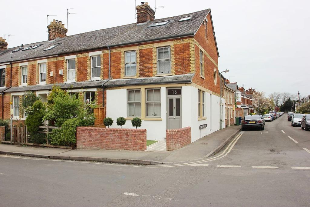 3 Bedrooms End Of Terrace House for sale in Chester Street, Iffley Fields OX4