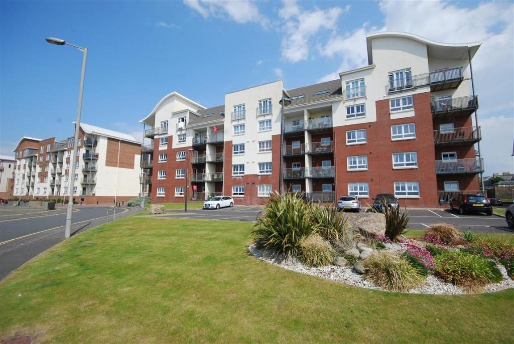 2 Bedrooms Ground Flat for sale in 2B Glenford Place, Ayr, KA7 1LB