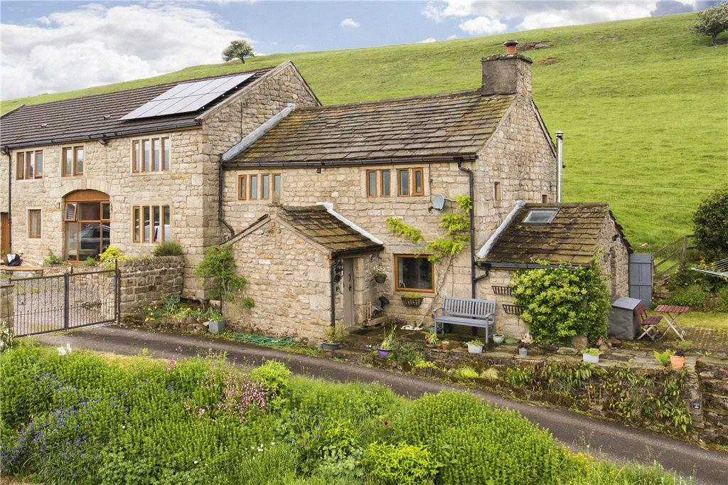 4 Bedrooms Unique Property for sale in Higher Naze End Farm, Hollin Hall, Trawden, Colne