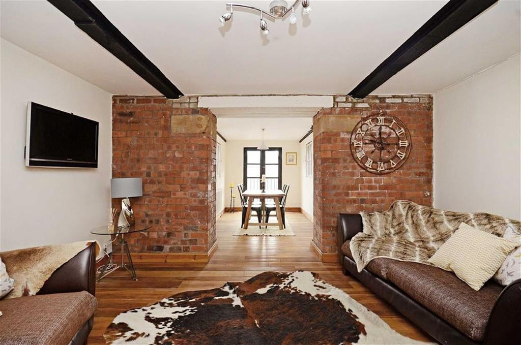 2 Bedrooms Flat for sale in Apt 1 The Warehouse, Victoria Quays, Wharf Street, Sheffield, S2
