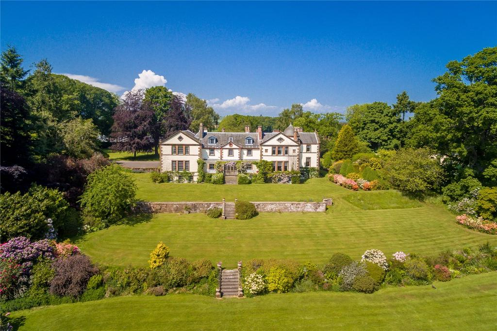 12 Bedrooms Detached House for sale in Jordanstone House, Alyth, By Blairgowrie, Perthshire, PH11