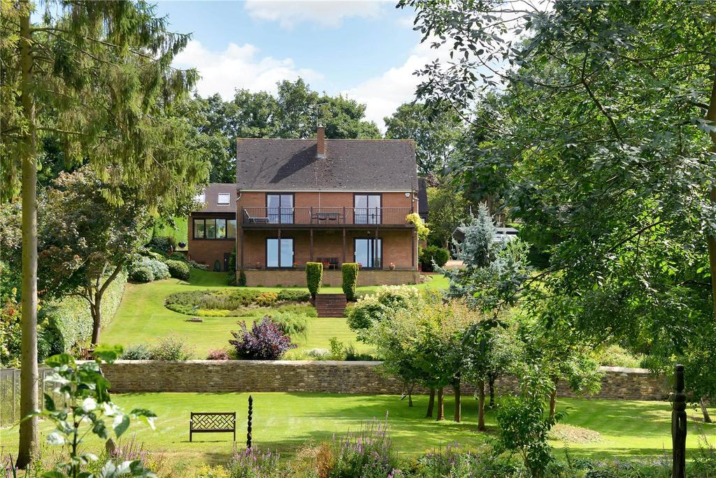 4 Bedrooms Detached House for sale in Mill Lane, Alwalton, Peterborough