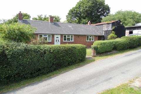 3 bedroom property with land for sale - Crossgates, Clatter, Caersws, Powys, SY17