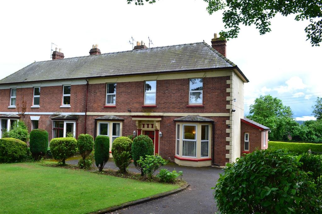 6 Bedrooms Semi Detached House for sale in Barons Cross Road, Barons Cross, Leominster