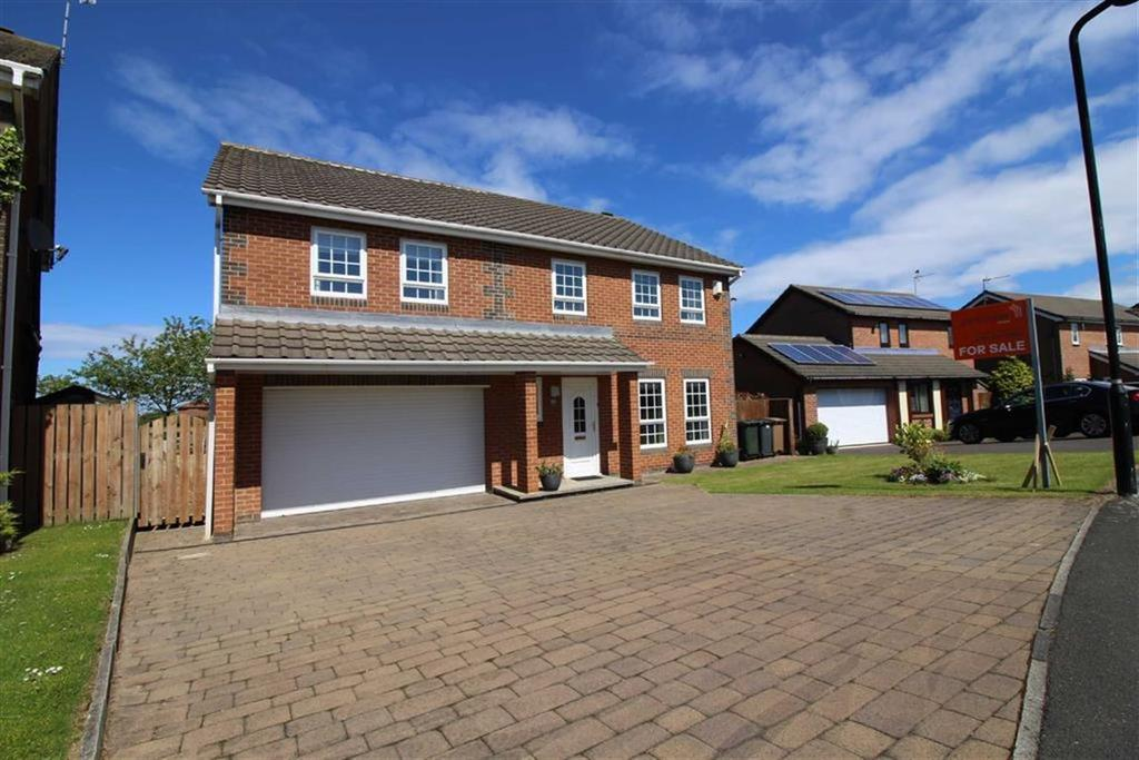 5 Bedrooms Detached House for sale in Abbots Way, North Shields