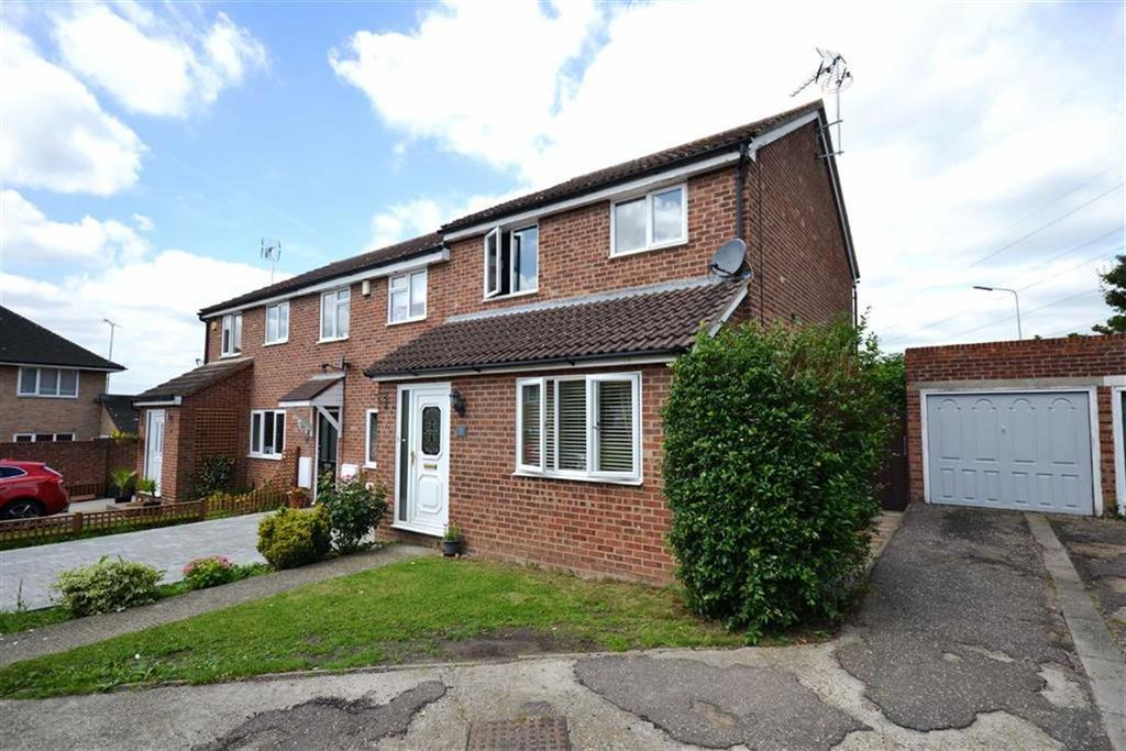 3 Bedrooms End Of Terrace House for sale in Brent Avenue, South Woodham Ferrers, Essex
