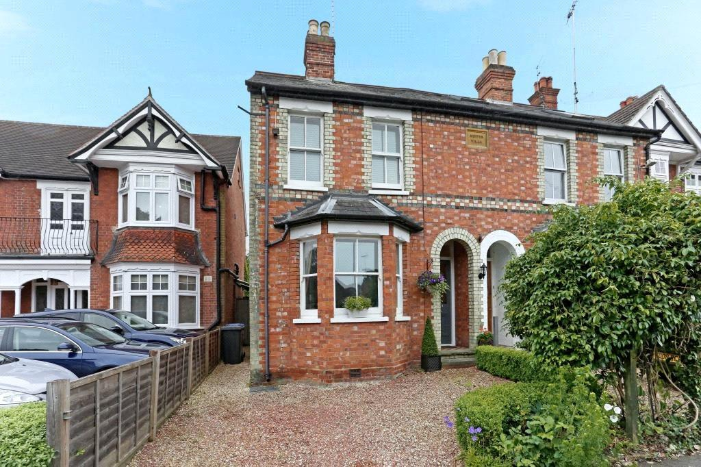 3 Bedrooms Semi Detached House for sale in Kings Road, Sunninghill, Ascot, Berkshire, SL5