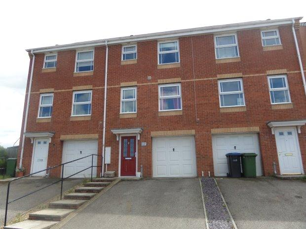 4 Bedrooms Terraced House for sale in CINNAMON DRIVE, TRIMDON STATION, SEDGEFIELD DISTRICT