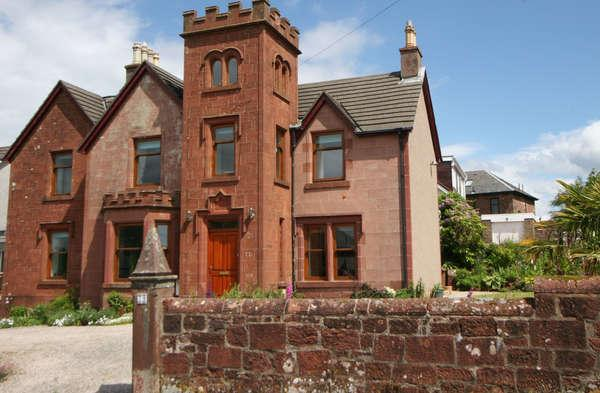 4 Bedrooms Detached House for sale in 'Cliffview', 79 Skelmorlie Castle Road, Skelmorlie, PA17 5AJ