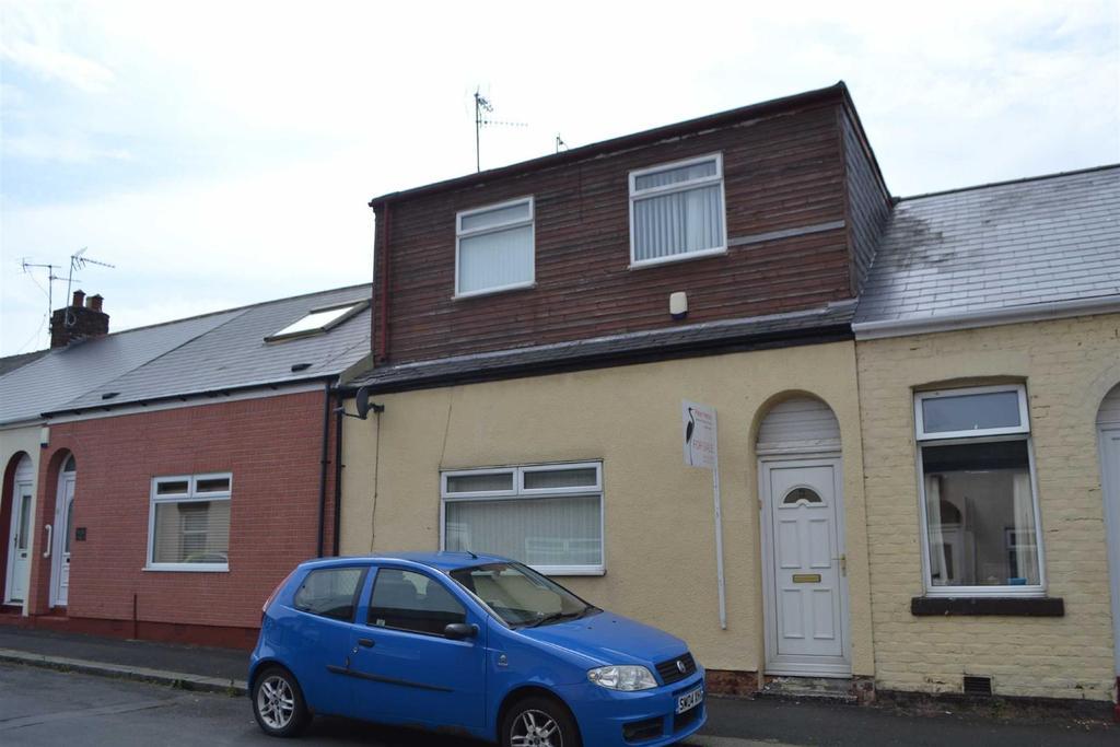 3 Bedrooms Cottage House for sale in Warennes Street, Pallion, Sunderland