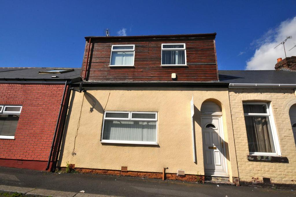 3 Bedrooms Cottage House for sale in Warennes Street, Pallion, Sunderland