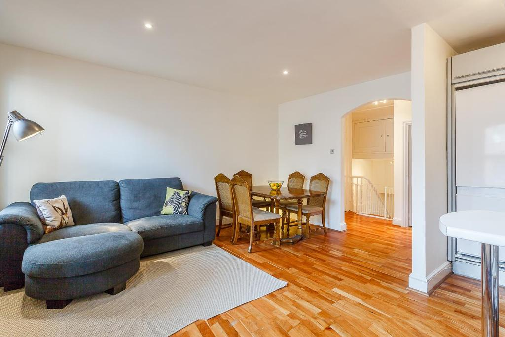2 Bedrooms Flat for sale in Edith Grove, Chelsea, SW10