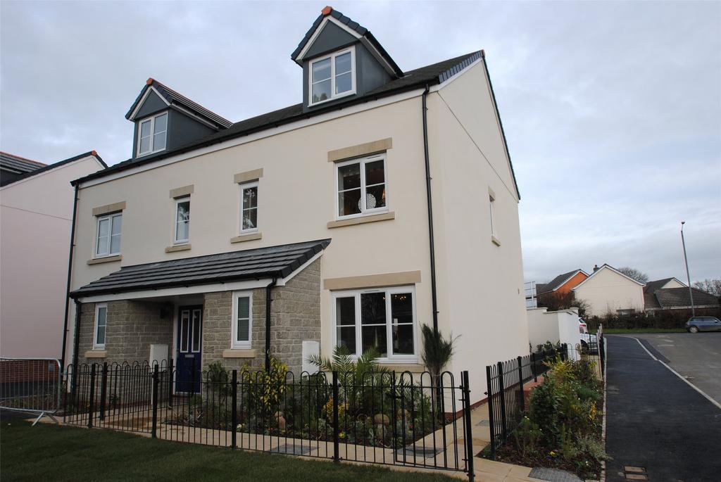 4 Bedrooms Semi Detached House for sale in Withnoe Farm, Launceston