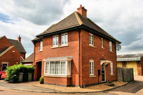 4 bedroom detached house for sale - Holloway Avenue, Bourne, Lincolnshire, PE10