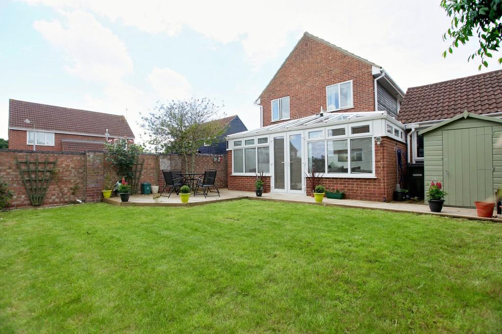 4 Bedrooms Detached House for sale in Tusset Mews, Lexden, West Colchester