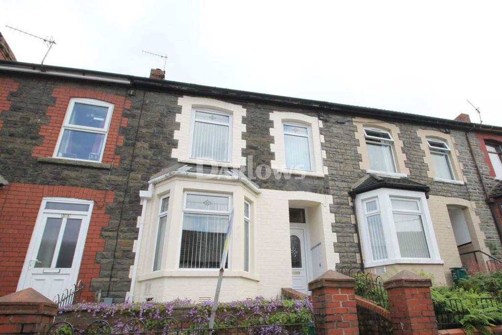 2 Bedrooms Terraced House for sale in Mound Road, Masycoed, Pontypridd