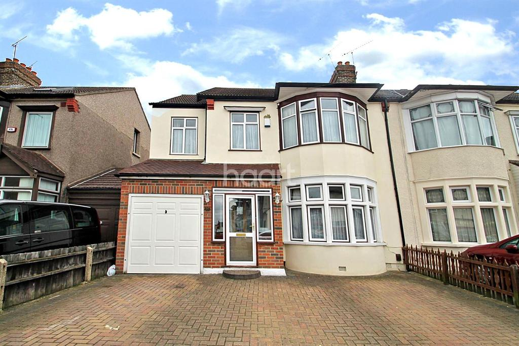 4 Bedrooms End Of Terrace House for sale in Downshall Avenue, Seven Kings, Essex