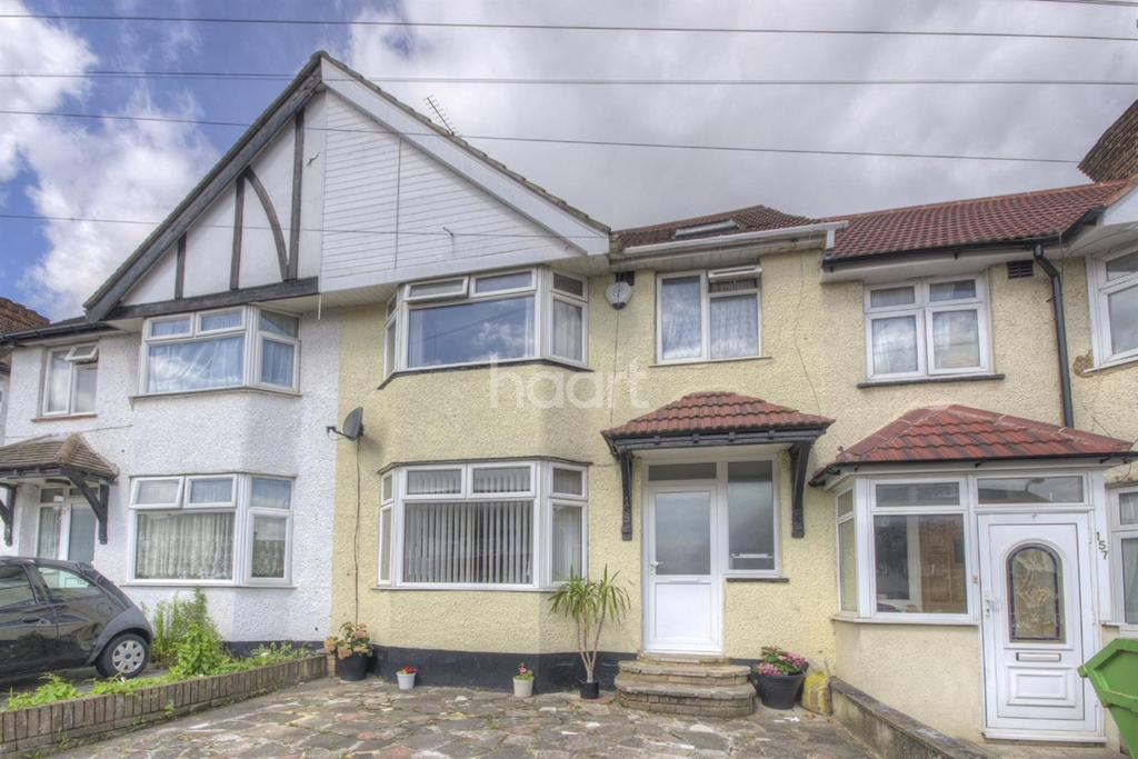 5 Bedrooms Terraced House for sale in Wyld Way, Wembley Triangle