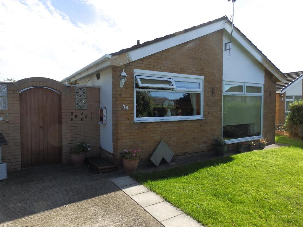 3 Bedrooms Detached Bungalow for sale in Leonard Avenue, Rhyl