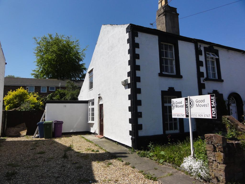 2 Bedrooms Cottage House for sale in Halewood Road, Gateacre, Liverpool L25