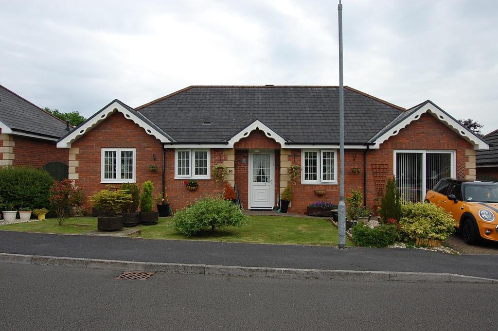 3 Bedrooms Detached Bungalow for sale in Parc Bryn Rhos, Glanamman, Ammanford