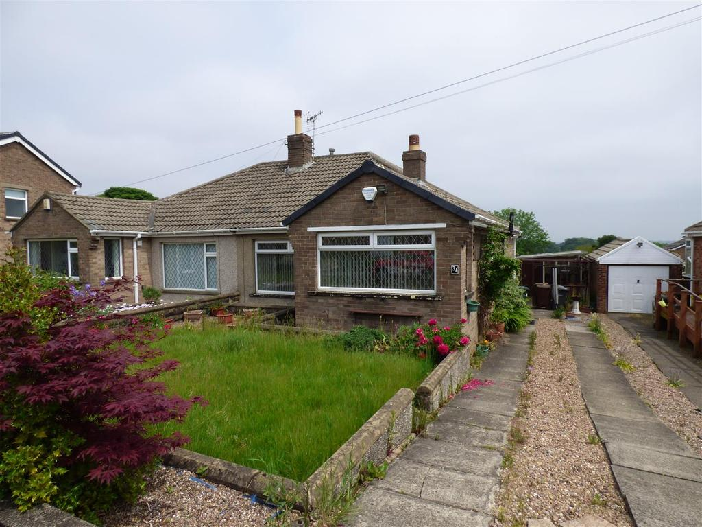 2 Bedrooms Detached Bungalow for sale in St. Abbs Drive, Odsal, Bradford, BD6 1EJ