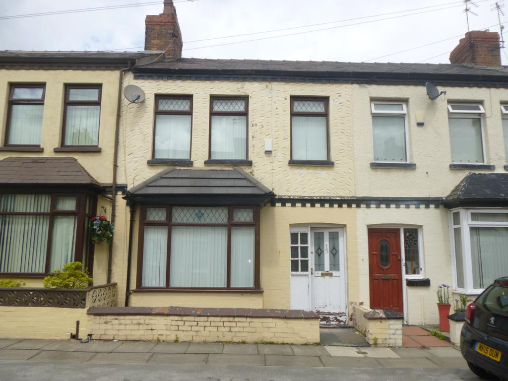 3 Bedrooms Terraced House for sale in Torus Road, Liverpool L13