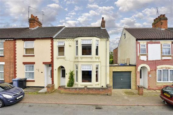 oportunidad Revolucionario Tacto  Alexandra Street, Burton Latimer 3 bed end of terrace house - £219,950