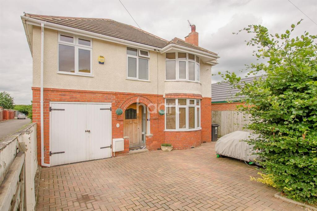 4 Bedrooms Detached House for sale in Abbey View Road, Wiltshire