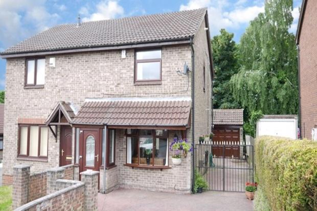 3 Bedrooms Semi Detached House for sale in Lambeth Road, Arnold, Nottingham, NG5