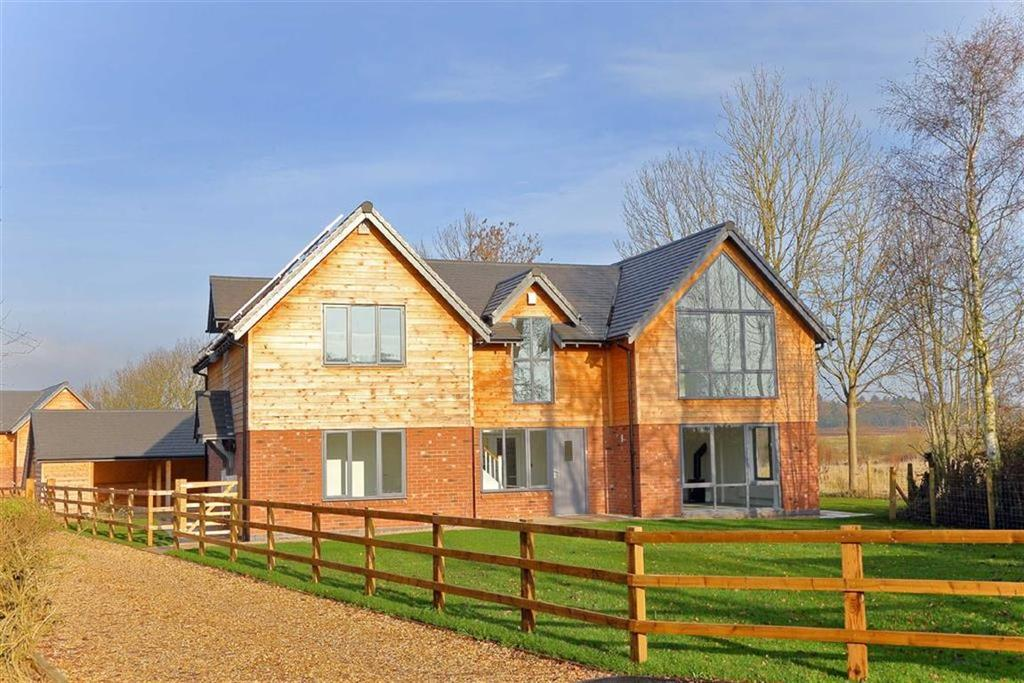 4 Bedrooms Detached House for sale in 1 River's Edge, Tibberton, TF10