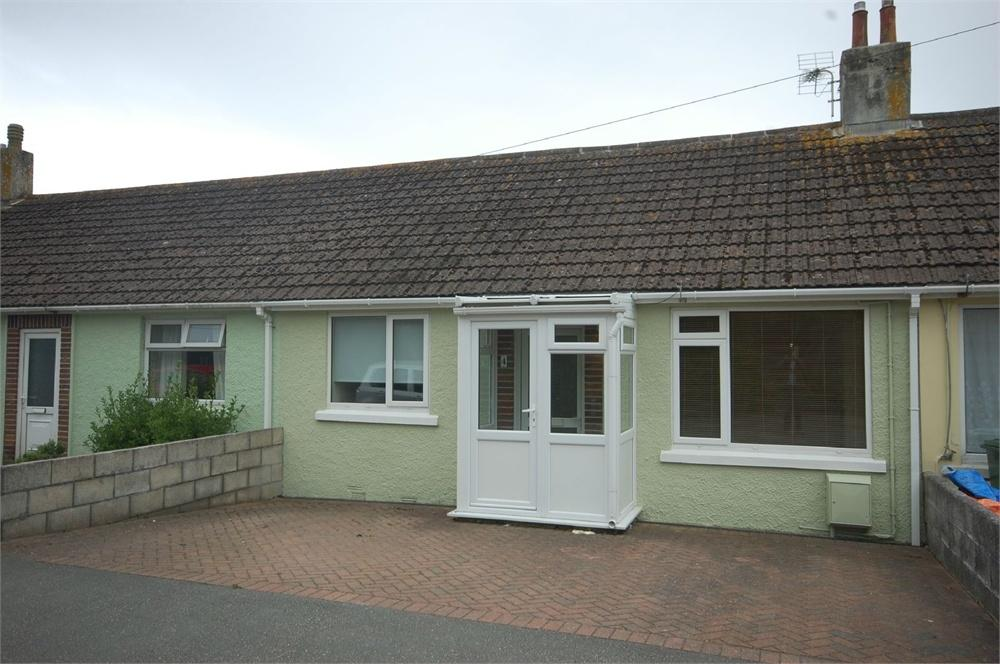 2 Bedrooms Terraced Bungalow for sale in Windmill, Fowey, Cornwall