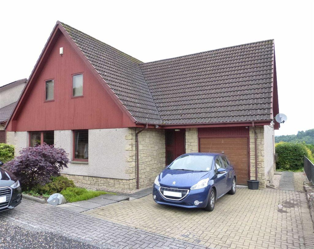 4 Bedrooms Detached House for sale in Wester Tarsappie, Perth, Perthshire