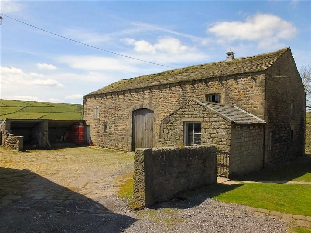 4 Bedrooms Barn Conversion Character Property for sale in Hollin Hall, Trawden, Lancashire, BB8