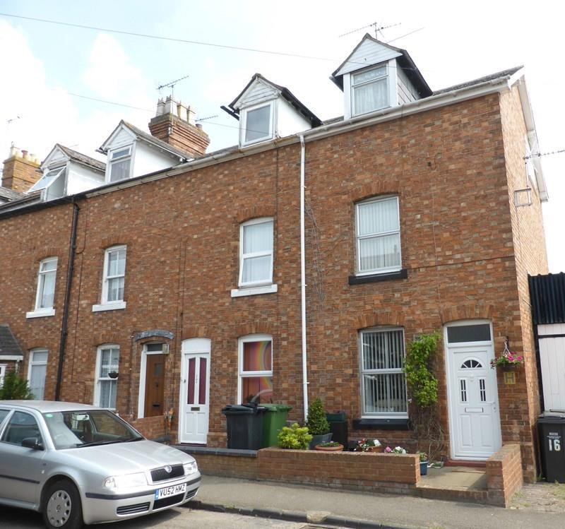 3 Bedrooms End Of Terrace House for sale in Boat Lane, Evesham