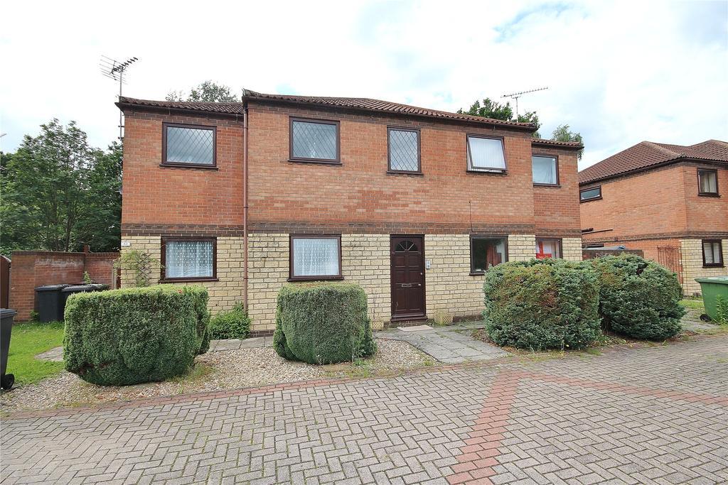 2 Bedrooms Flat for sale in Anderby Close, Hartsholme, LN6