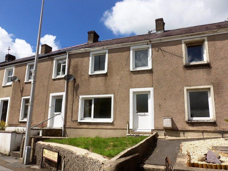 3 Bedrooms Terraced House for sale in Richmond Terrace, Carmarthen, Carmarthenshire.