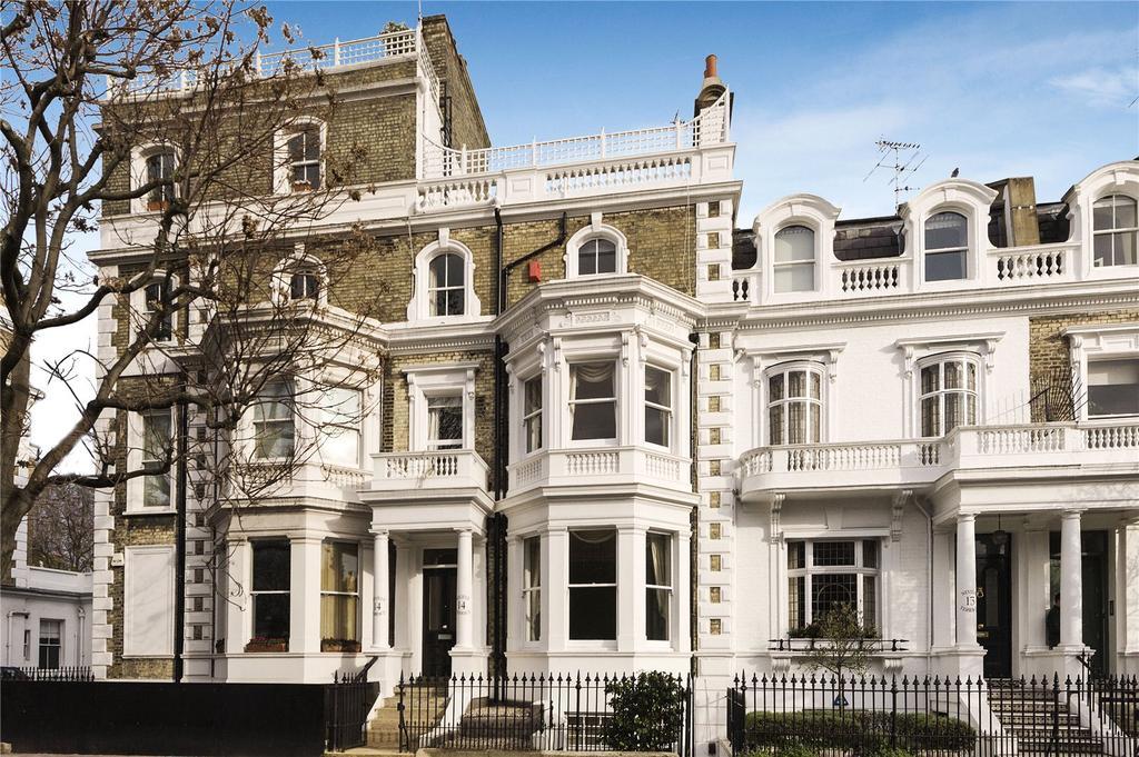 5 Bedrooms Terraced House for sale in Neville Terrace, South Kensington, London