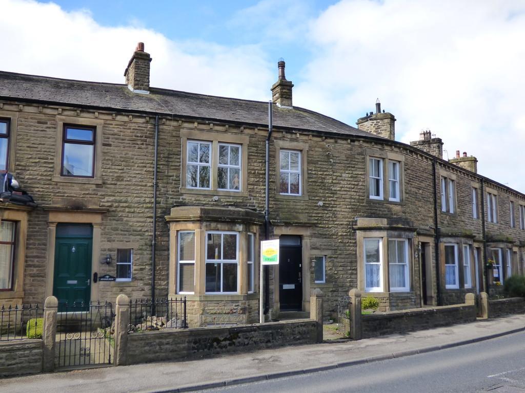 2 Bedrooms Terraced House for sale in 3 Ribble Terrace, Long Preston