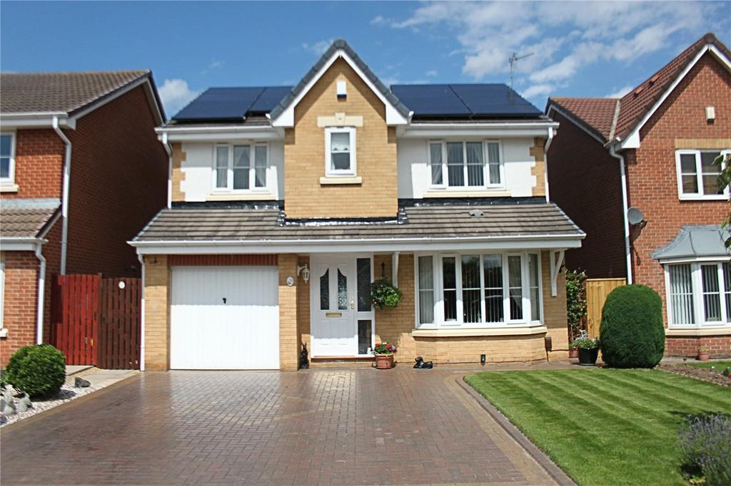 4 Bedrooms Detached House for sale in Conwy Grove, Ingleby Barwick