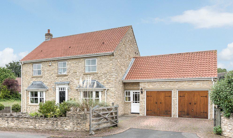 5 Bedrooms Detached House for sale in Main Street, Monk Fryston, Leeds, North Yorkshire