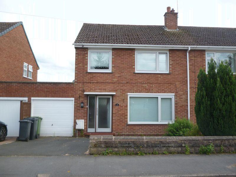 3 Bedrooms Semi Detached House for sale in Jackson Crescent Stourport-On-Severn DY13 0EW