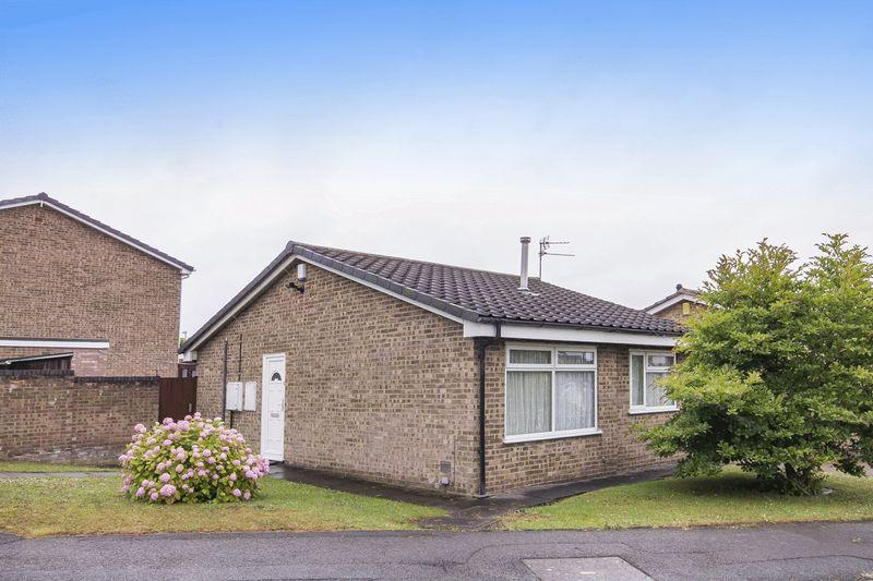 2 Bedrooms Detached Bungalow for sale in BRIARWOOD WAY, LITTLEOVER