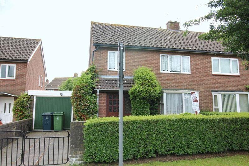 3 Bedrooms Semi Detached House for sale in York Road, Harlescott, Shrewsbury, SY1 3RB