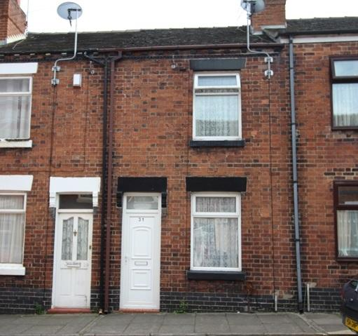 2 Bedrooms Terraced House for sale in NEWFIELD STREET, TUNSTALL, STOKE-ON-TRENT