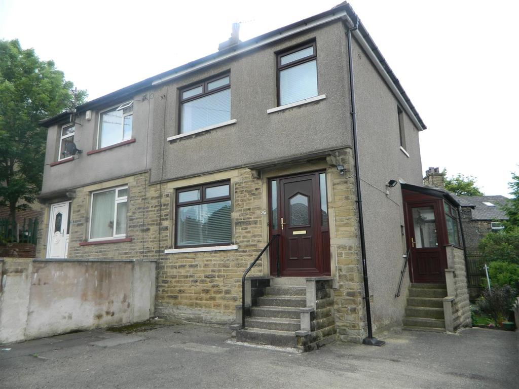 3 Bedrooms Semi Detached House for sale in Southmere Drive, Great Horton, Bradford, BD7 4EA