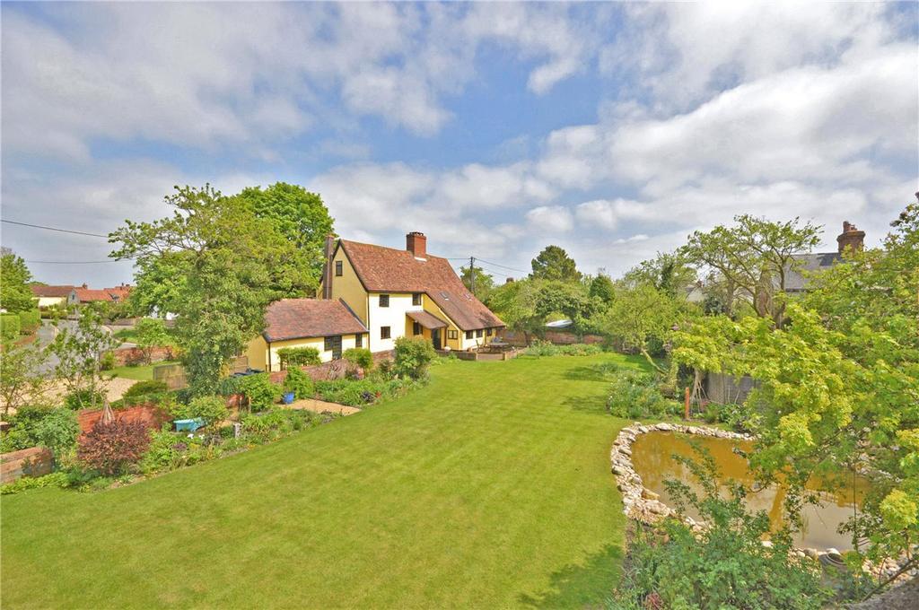 6 Bedrooms Detached House for sale in Park Lane, Castle Camps, Cambridge, CB21