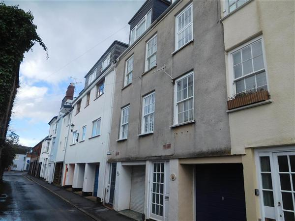 Studio Flat for sale in Ship House, Topsham