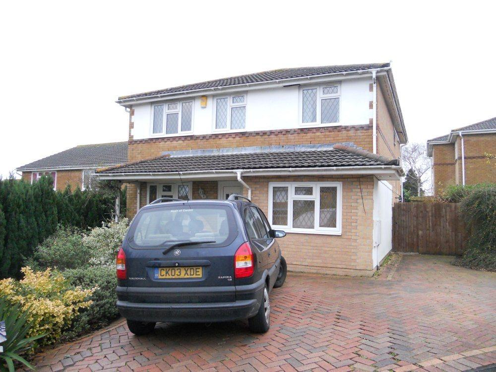 4 Bedrooms Detached House for rent in Spencer Drive, Llandough